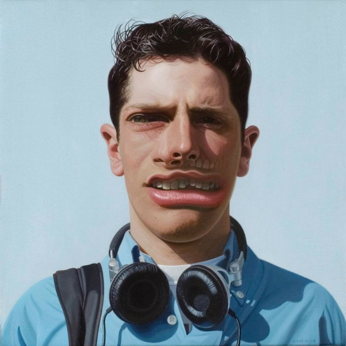 Фотореалистичные картины Филипа Харриса