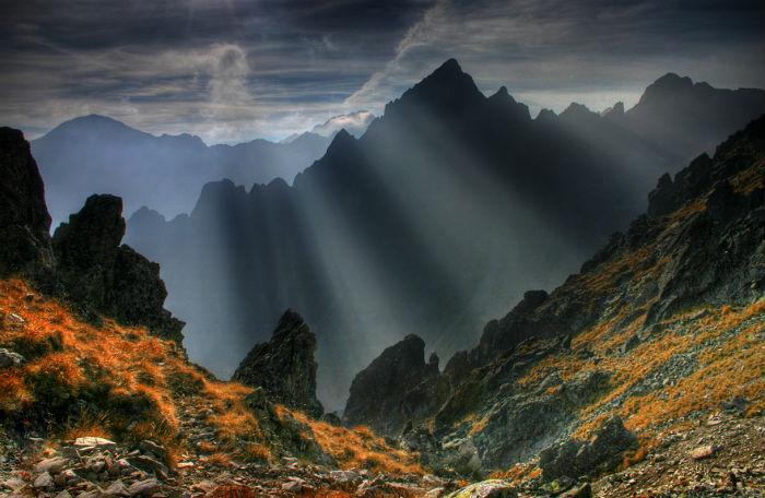 Разнообразие природных ландшафтов на снимках талантливого фотографа из Польши