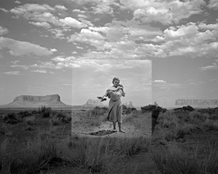 «Recollected Memories» («Объединённые воспоминания») – один из последних проектов американского фотографа Джексона Петтерсона