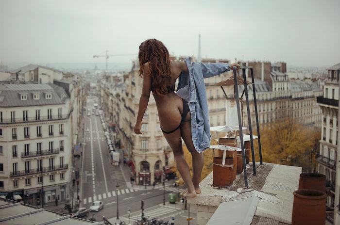 Глядя на фотографии парижского фотографа Рафаэля Ани, сложно предположить, что их автору едва перевалило за двадцать