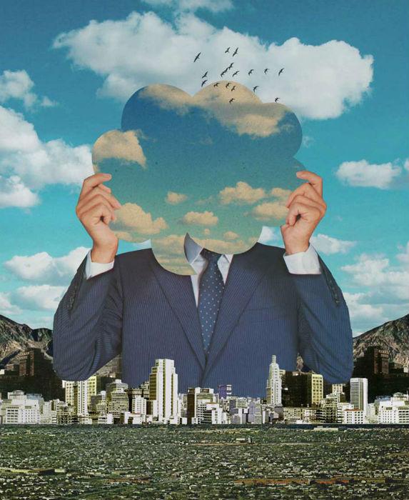 """""""The cloud catcher"""". Sammy Slabbink"""