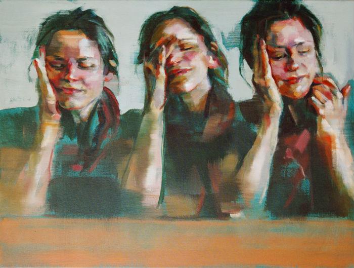 Британец Шон Фергюсон (Shaun Ferguson) пишет потрясающие портреты