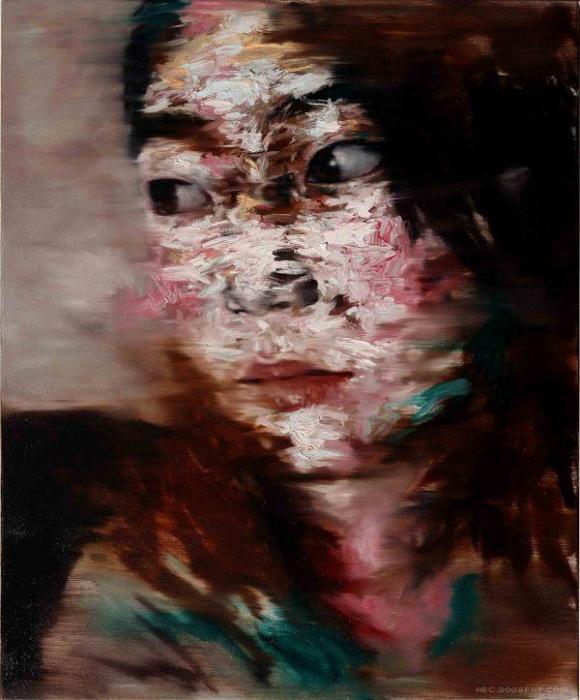 Портреты художника  KwangHo Shin