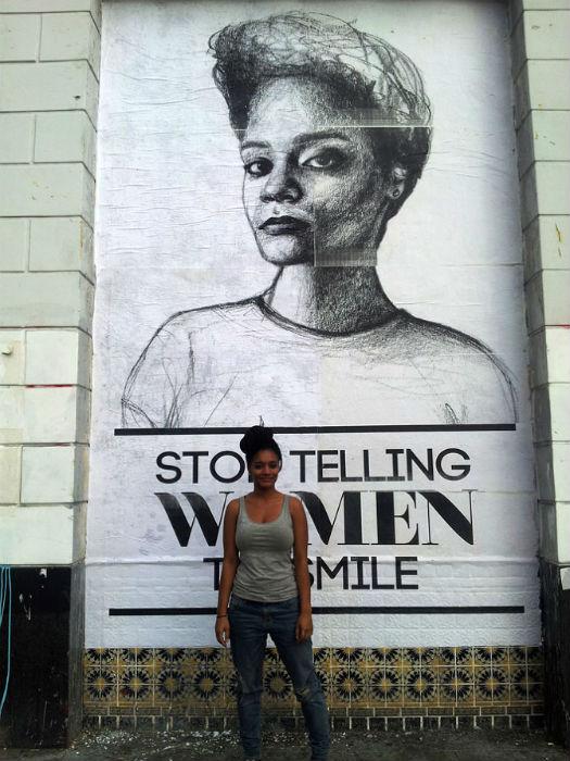 Амбициозный проект против сексуальных домогательств на улицах
