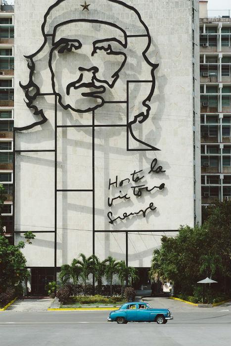 Очарование кубинской столицы в фотографиях Тома Блэчфорда