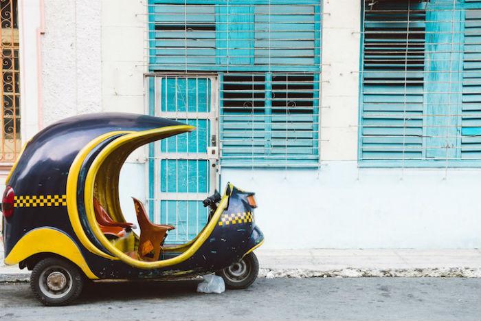 Блэчфорд сумел поймать и передать зрителям особое настроение колоритной кубинской столицы