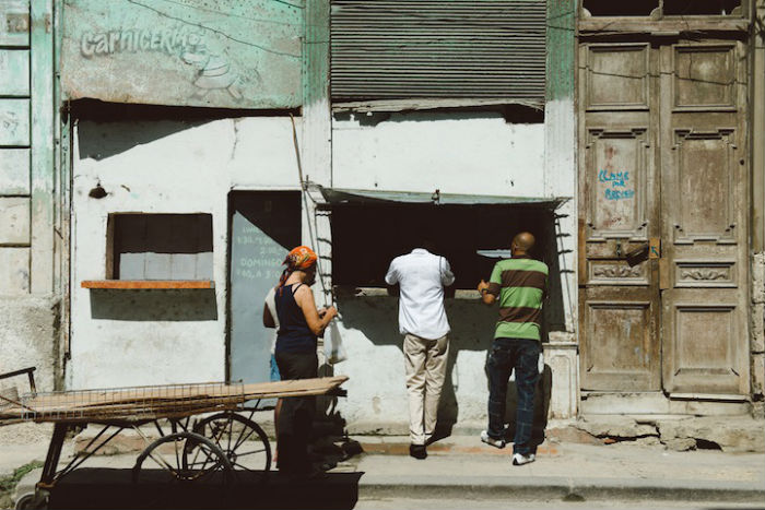 Колоритные фотографии старой Гаваны в фотоотчёте Тома Блэчфорда