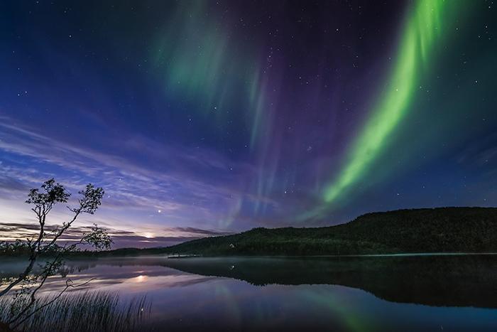фотографии звездного неба от Томми Ричардсена