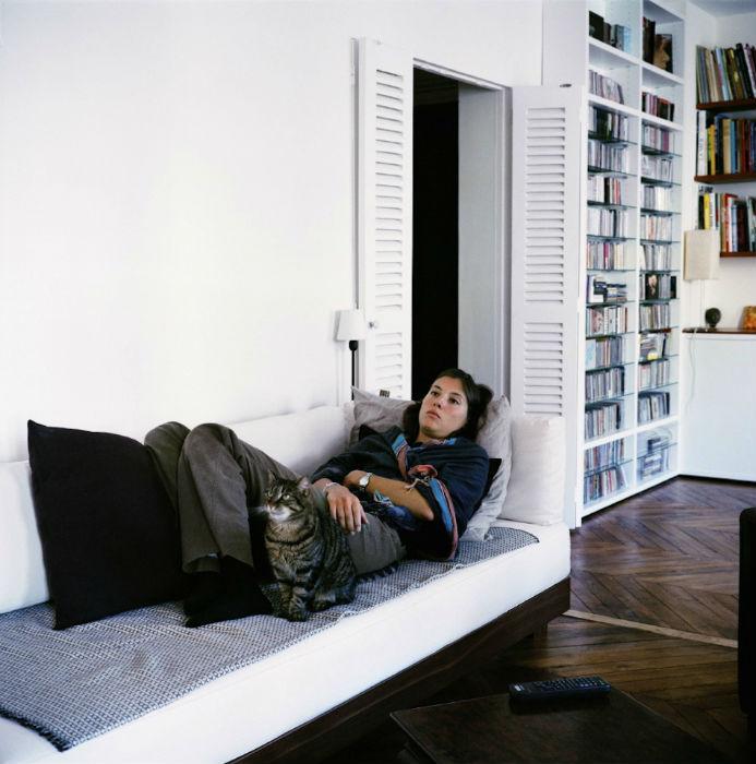 «Смотрящие телевизор»: серия снимков французского фотографа Оливье Кулманна
