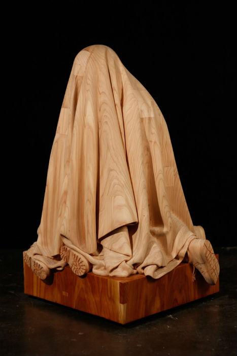 Загадочные скульптуры американского художника