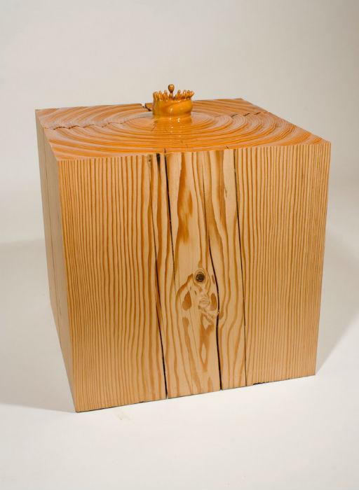 Скульптуры Дэна Уэбба из дерева