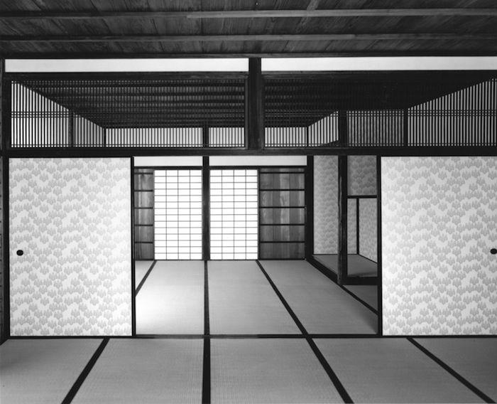 Вилла Кацура в Японии