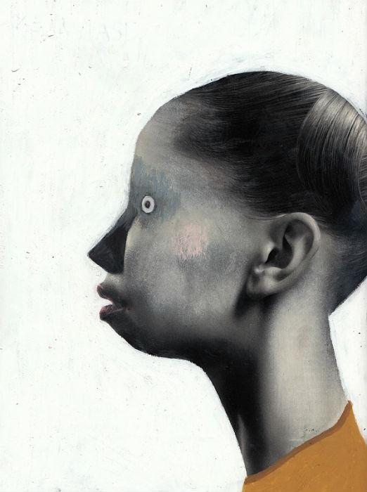 Интригующие женские образы на картинах испанского мастера