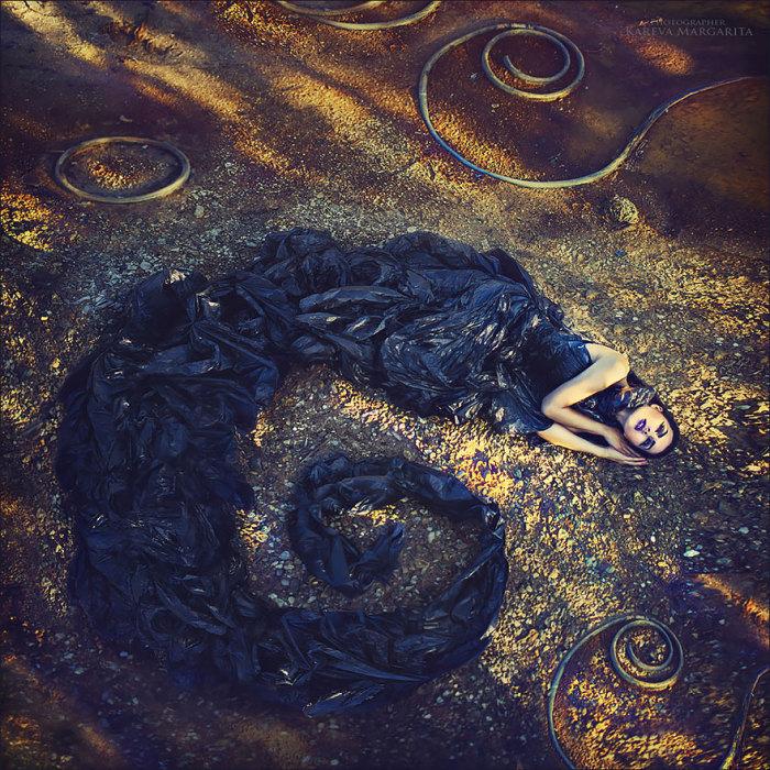 Фотофантазии от Маргариты Каревой