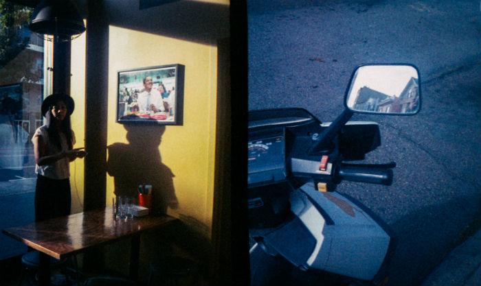 Молодая американская фотограф Эми Харрити (Amy Harrity) подготовила серию эмоциональных фотографий в стиле «роуд-трип»