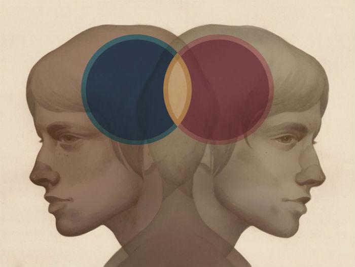 """Рисунки Эшли Маккензи - талантливой художницы из Торонто, иллюстрация """"Public Brains"""""""