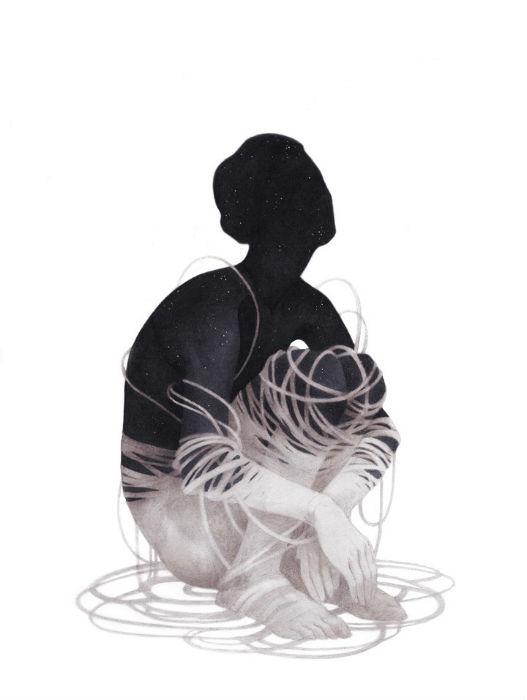 """Концептуальное творчество Эшли Маккензи, работа """"Universal Understanding"""""""