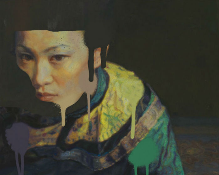 Работы Уайта – оригинальный симбиоз коллажей и цифровых манипуляций с изображением
