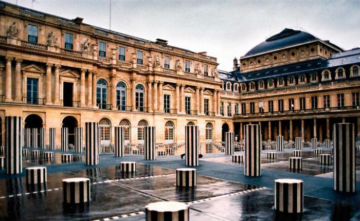 Впечатляющий проект «Les Deux Plateaux» («Две площади») - новая достопримечательность Парижа