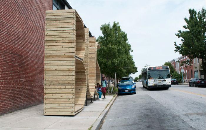 Ожидается, что инсталляции не только скрасит досуг ожидающим свой автобус, но и станет приятным местом для встреч и новым городским ориентиром