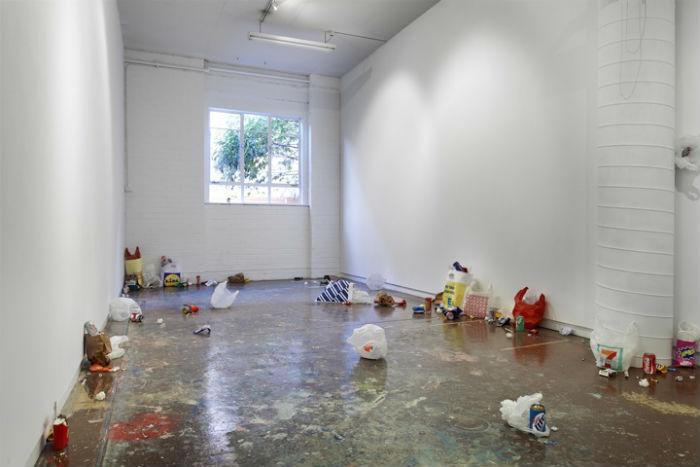 Выставка работ австралийской художницы Карли Фишер