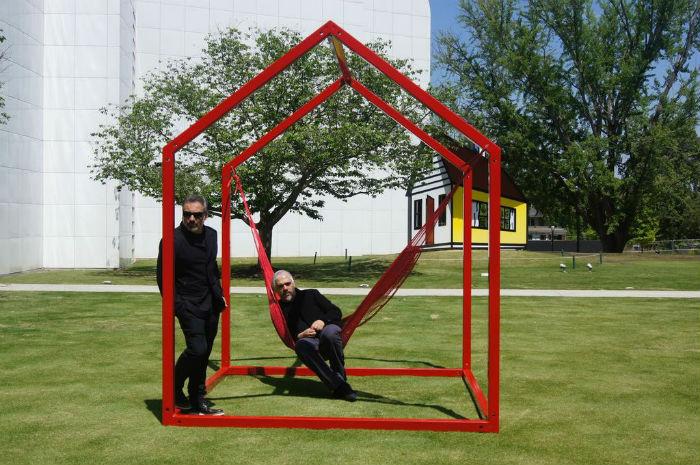 «Мой дом – твой дом» - совместный проект мексиканских дизайнеров Гектора Эсраве и Игнасио Кадены