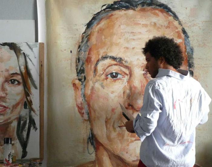 Некоторые критики причисляют работы Бьохо к пост-экспрессионизму, однако, безусловно, художник привнес много нового в это направление