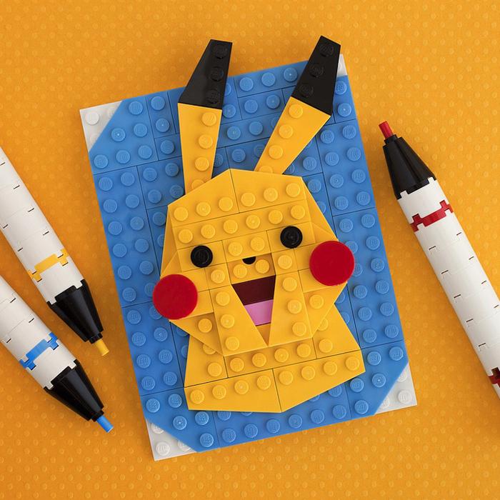 """Проект """"Brick Sketches"""" Криса Маквея"""