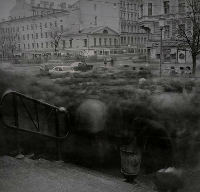 «Город теней»: впечатляющий цикл фотографий Алесксея Титаренко