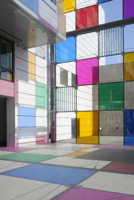 Французский художник представил в Страсбурге свою новую инсталляцию