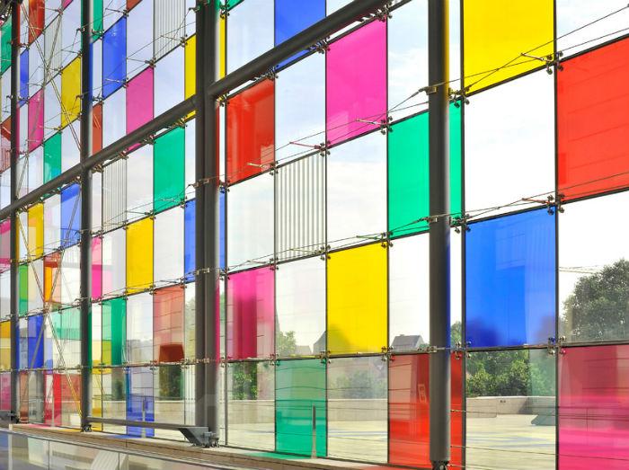Арт-проект французского художника по модернизации здания Музея современного искусства в Страсбурга