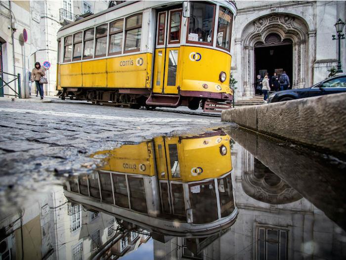 Необычный Лиссабон на снимках португальского фотографа-любителя