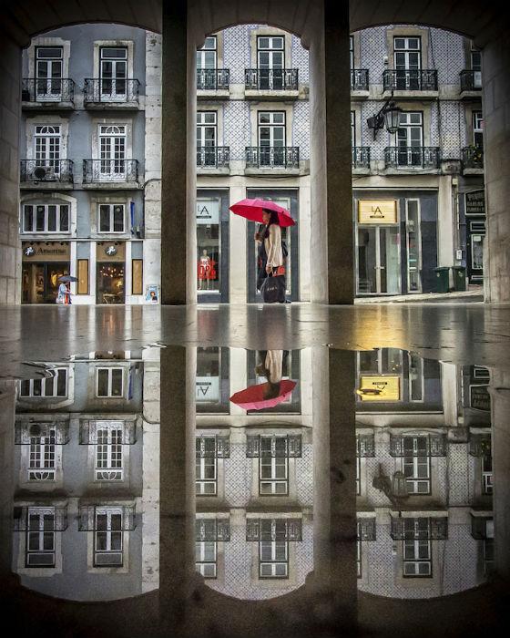Серия удивительных снимков Лиссабона