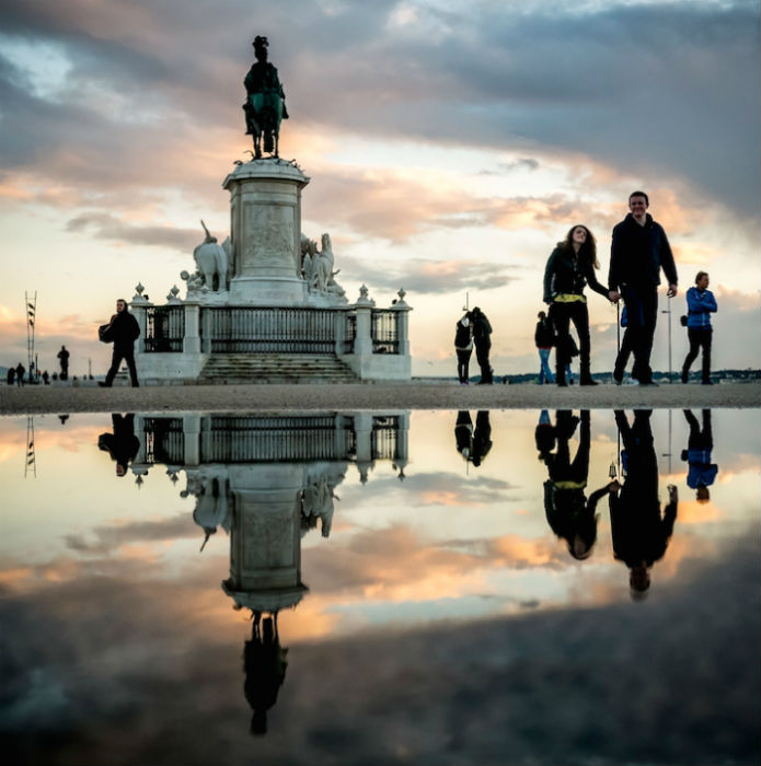Атмосферные фотографии Лиссабона