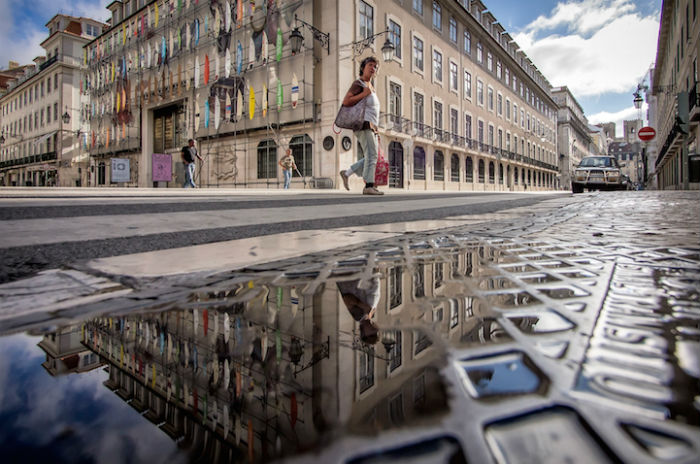 На снимках фотографа Лиссабон – такой, каким и положено быть крупному портовому городу