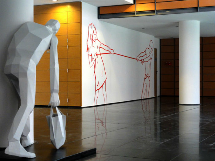 Творчество Месгиша в галерее современного искусства