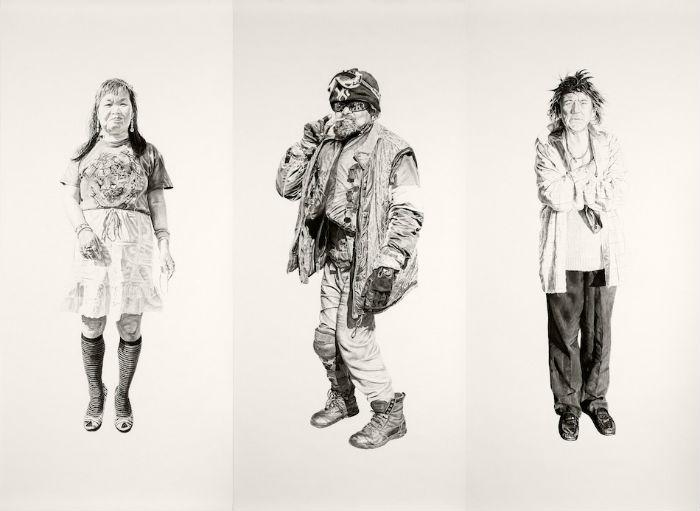Работы Джоэля Филлипса посвящены бездомным из Сан-Франциско