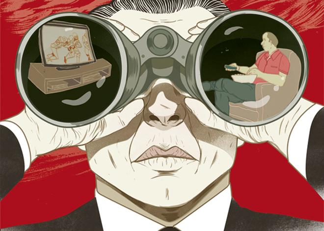 Креативные иллюстрации Маркоса Чина
