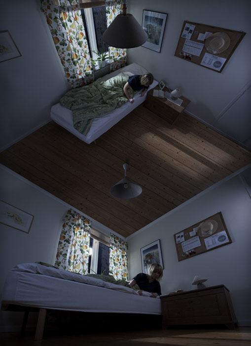 Мир иллюзии от Эрика Йоханссона