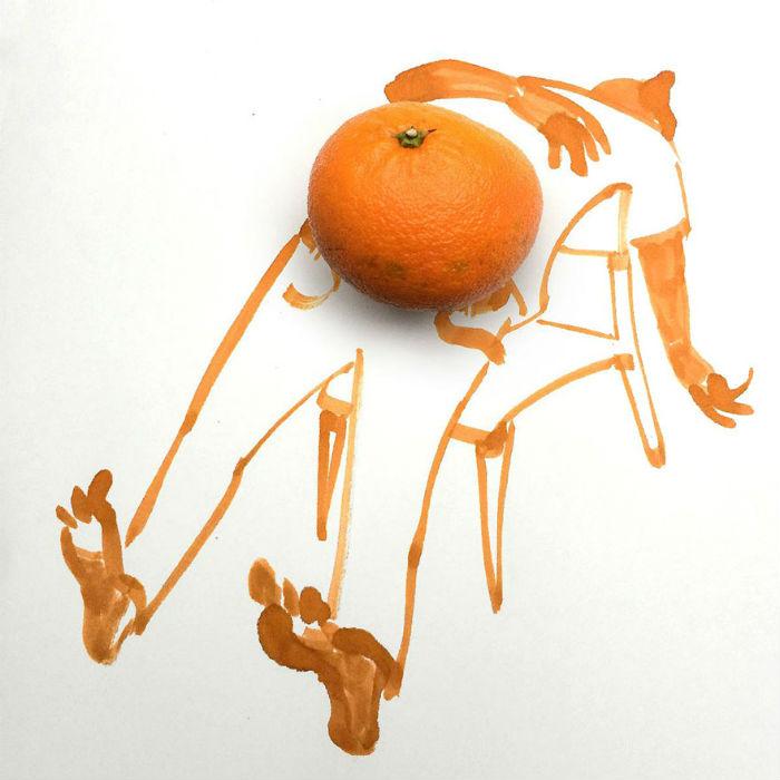 Бытовые предметы в иллюстрациях Кристофа Неманна