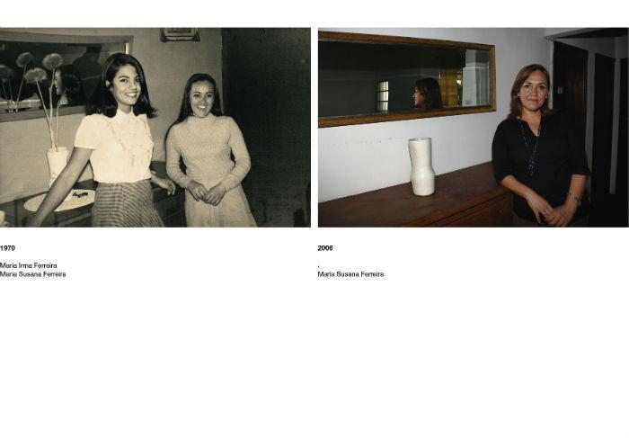 Проект Ausencias («Отсутствие»), созданного им по материалам фотоальбомов четырнадцати семей из Аргентины и Бразилии