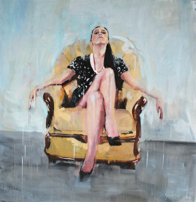 Работы Филипе Ачондо меняют традиционные представления о реализме