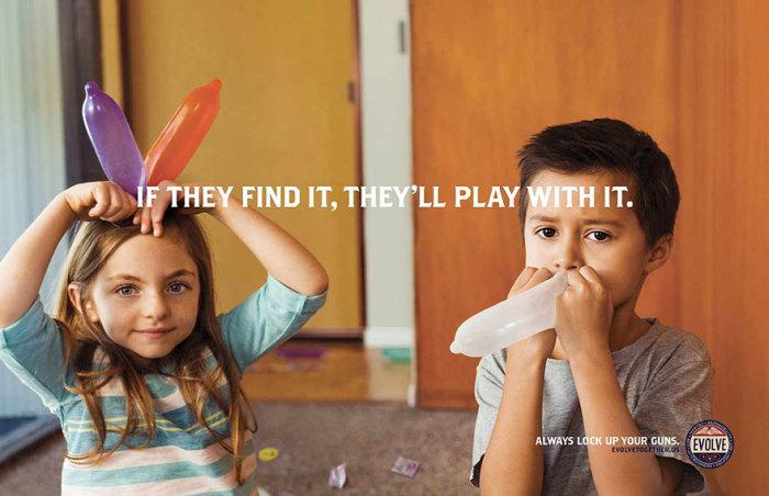 «Если они найдут их, то будут с ними играть» - сильный социальный проект
