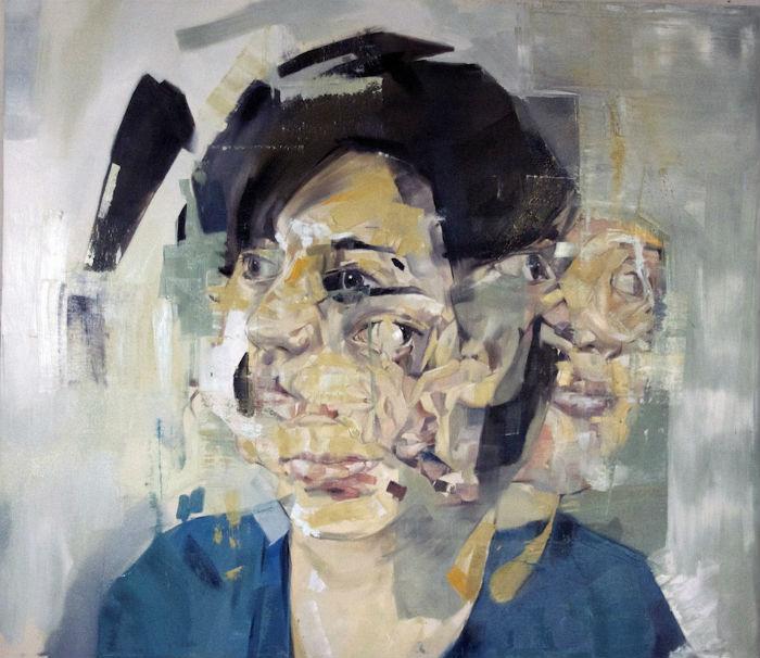 В работах художника чувствуется влияние экспрессионистов и сюрреализма