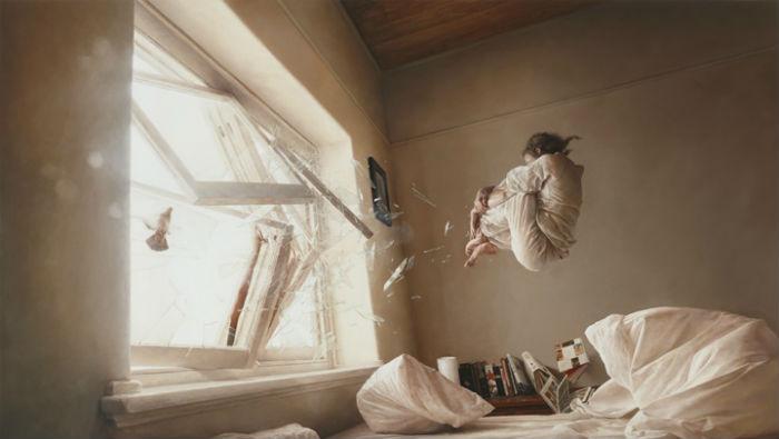 Удивительные работы художника-гиперреалиста