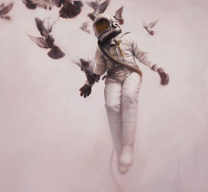 Картины Джереми Геддеса