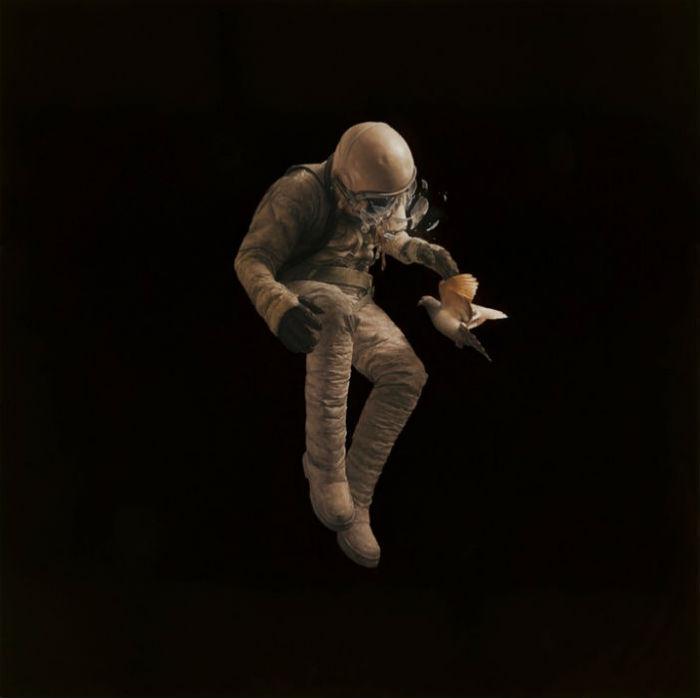 Гиперреализм в картинах Дж. Геддеса