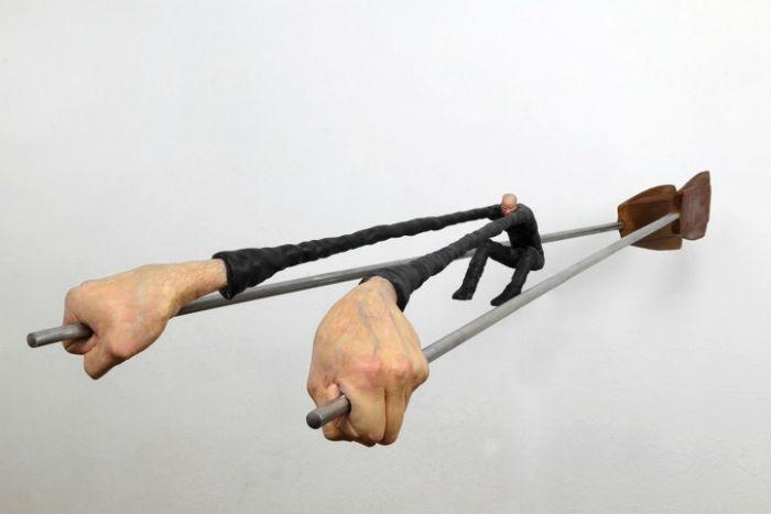 Оригинальные скульптуры Херардо Фельдштейна