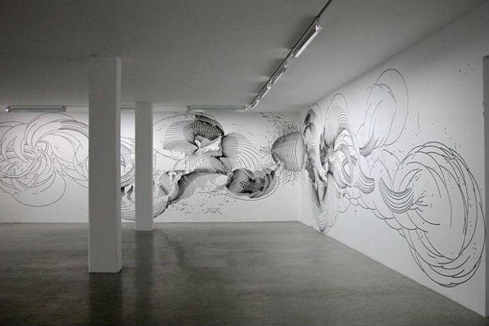 Один из последних проектов немецкого художника Герхарда Майера
