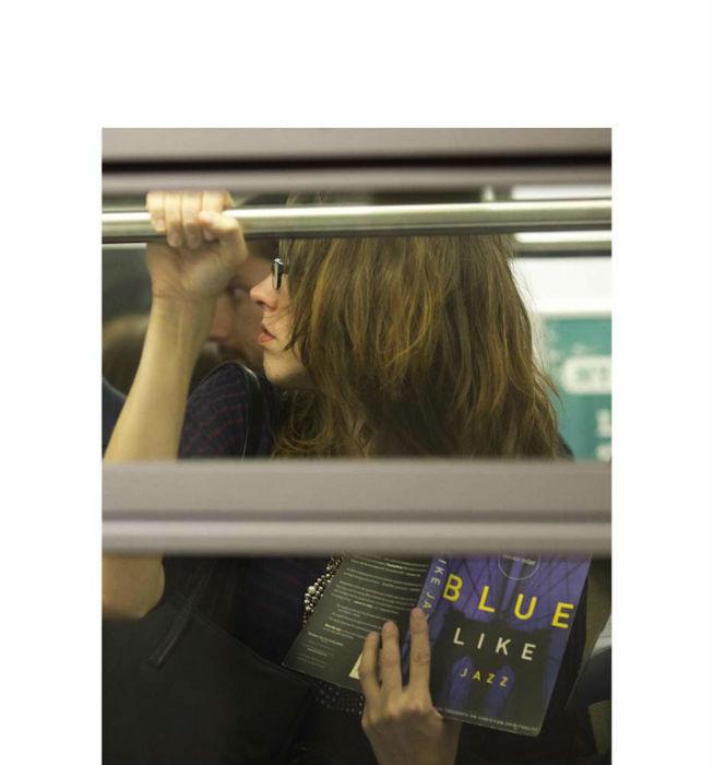 «Последняя книга», или что читают пассажиры нью-йоркской подземки